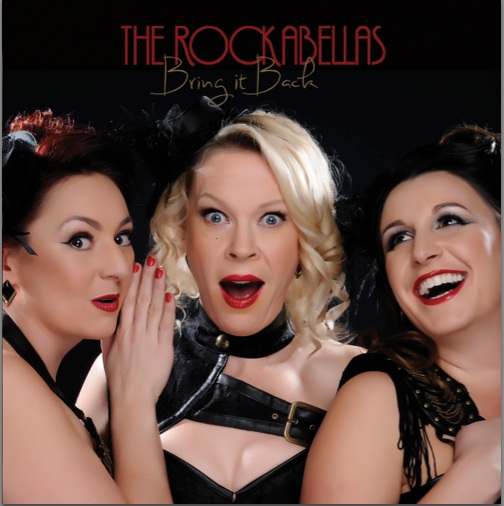 The Rockabellas debut album – Bring It Back