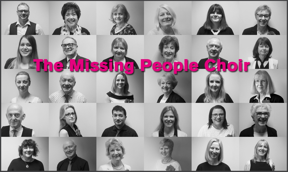 The Missing People's Choir - Finding Lost Family Members