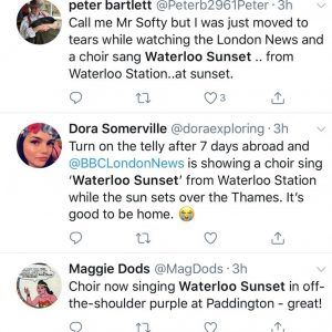 BBC Music Day Twitter reaction
