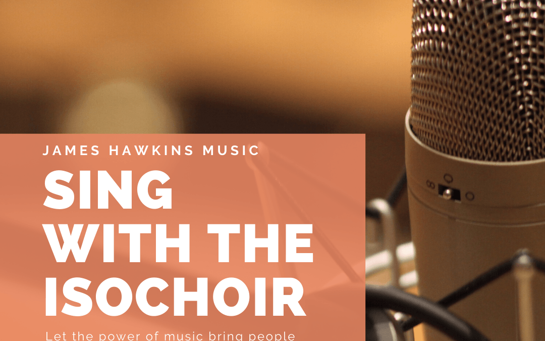 isoChoir: How to use Zoom to record your vocal for virtual choir