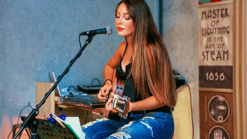 songwriter singer guitarist