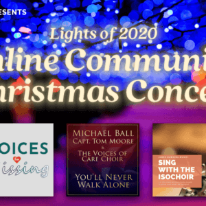 Lights of 2020 Online Community Christmas Concert