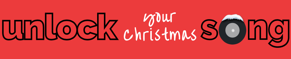 Unlock your Christmas song