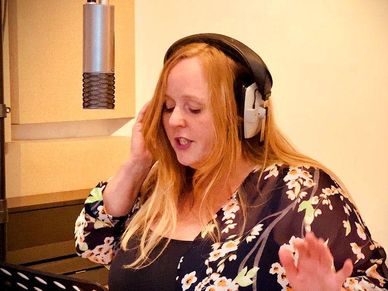 Recording Studio Vocalist