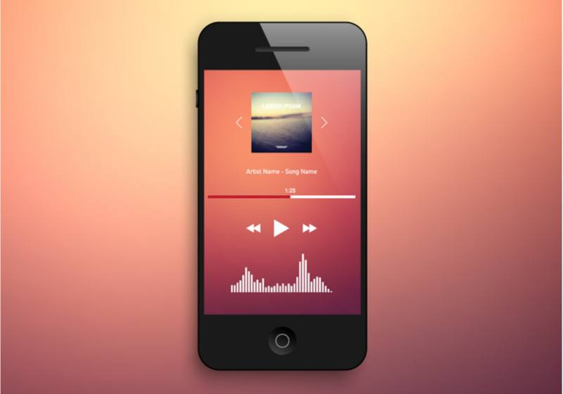 digital music streaming platform royalties